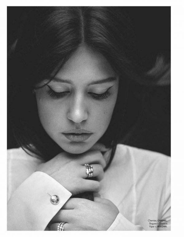 Adele Exarchopoulos Elle magazine France 2020 01