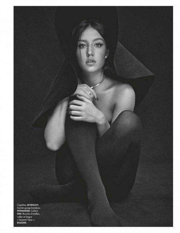 Adele Exarchopoulos Elle magazine France 2020 02