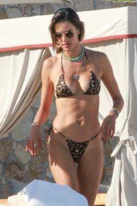 Alessandra Ambrosio Bikini candids in Cabo San Lucas 01