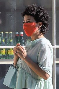 Alia Shawkat Running her errands around town in Los Angeles 03