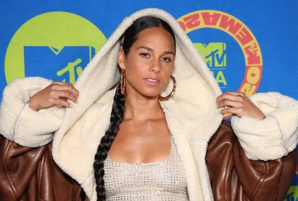 Alicia Keys 2020 MTV Europe Music Awards in Los Angeles 01