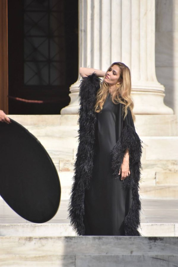 Ana Beatriz Barros Photoshoot candids in Athens 04