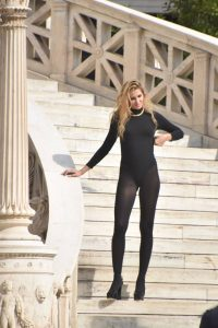 Ana Beatriz Barros Photoshoot candids in Athens 06