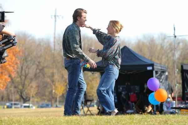 Anna Paquin Modern Love set in Collins Park in Schenectady 01