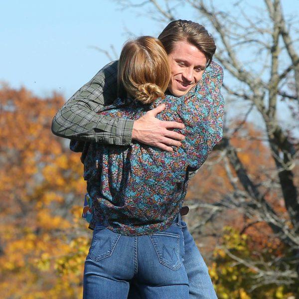 Anna Paquin Modern Love set in Collins Park in Schenectady 02