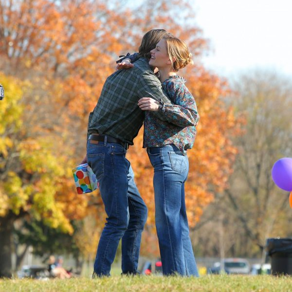 Anna Paquin Modern Love set in Collins Park in Schenectady 05
