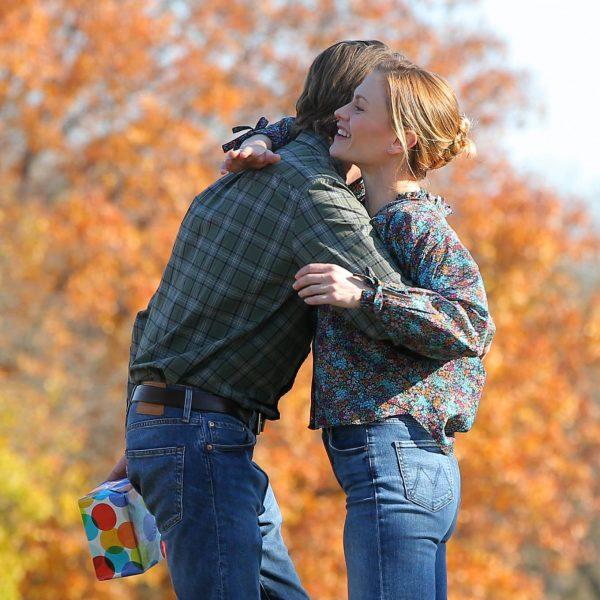 Anna Paquin Modern Love set in Collins Park in Schenectady 06