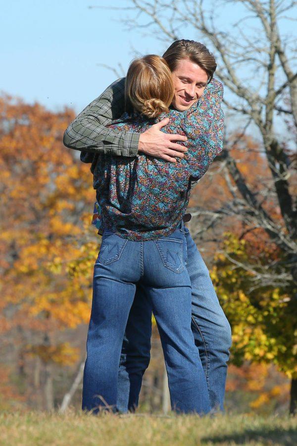 Anna Paquin Modern Love set in Collins Park in Schenectady 08