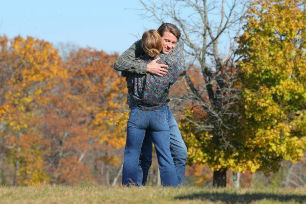 Anna Paquin Modern Love set in Collins Park in Schenectady 09