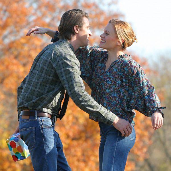 Anna Paquin Modern Love set in Collins Park in Schenectady 11