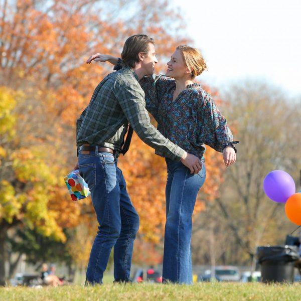 Anna Paquin Modern Love set in Collins Park in Schenectady 14