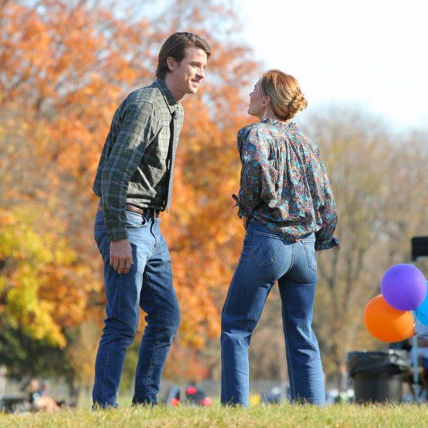 Anna Paquin Modern Love set in Collins Park in Schenectady 18