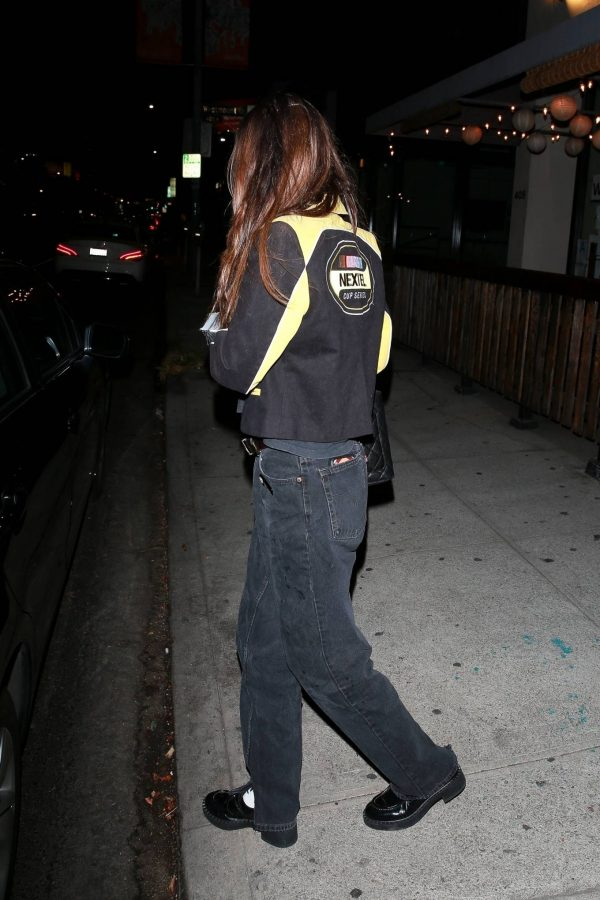 Bella Hadid Girls night out in Beverly Hills 12