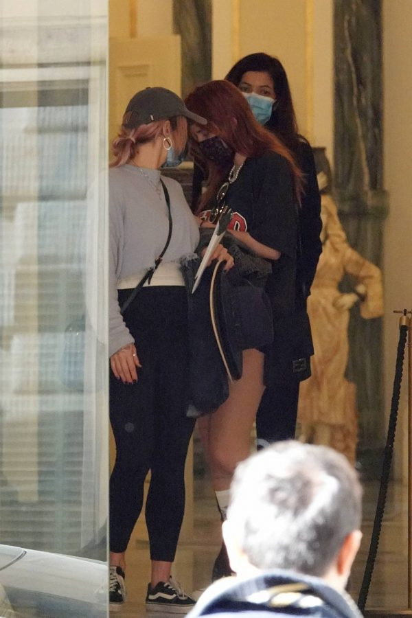 Bella Thorne Seen leaving her hotel in Rome 11 1