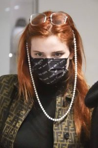 Bella Thorne on PDA with boyfriend singer Benjamin Mascolo in Rome 09