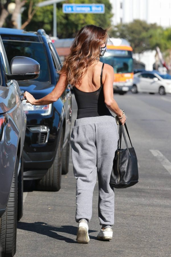 Brooke Burke Seen outside a gym in West Hollywood 05