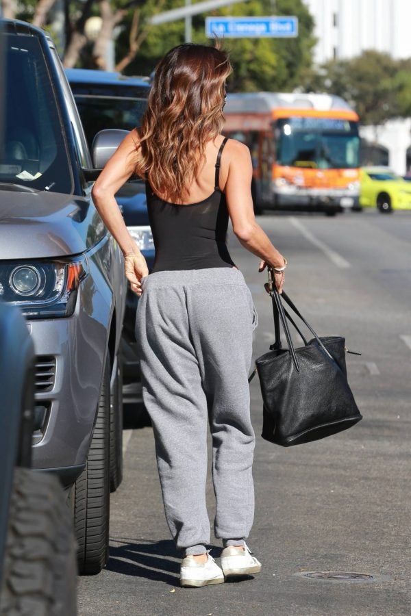Brooke Burke Seen outside a gym in West Hollywood 06