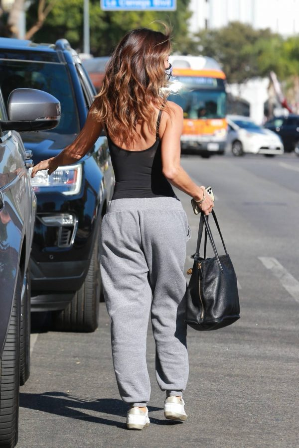 Brooke Burke Seen outside a gym in West Hollywood 10