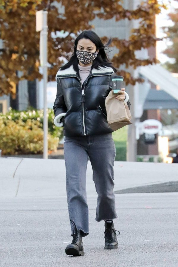 Camila Mendes Out for a coffee run in Vancouver 06
