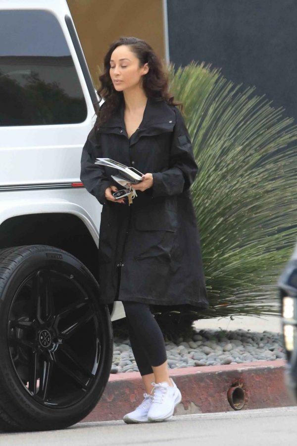 Cara Santana Running errands in West Hollywood 20