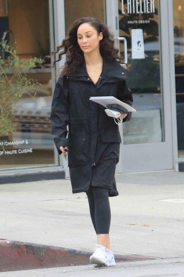Cara Santana Running errands in West Hollywood 25
