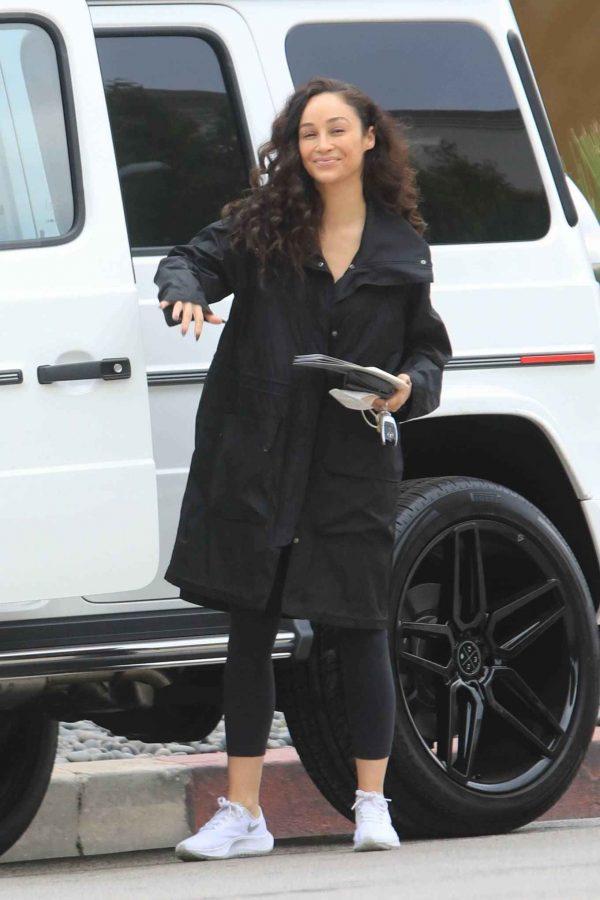 Cara Santana Running errands in West Hollywood 29