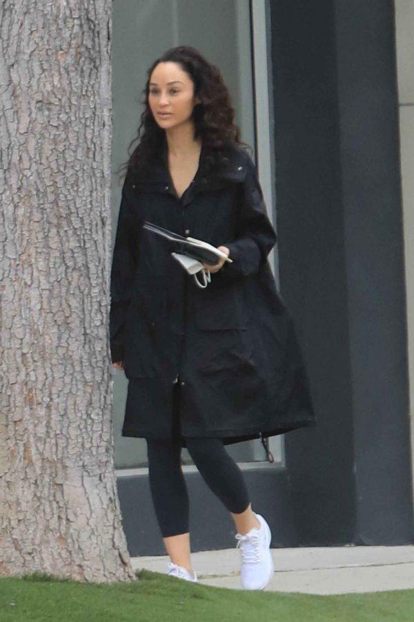 Cara Santana Running errands in West Hollywood 30