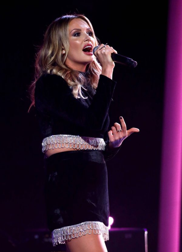 Carly Pearce 2020 CMA Awards in Nashville 01