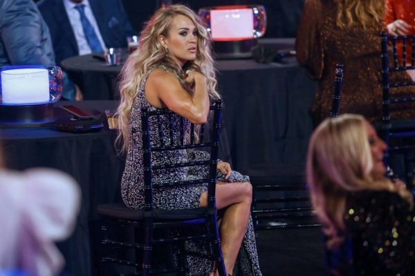 Carrie Underwood 2020 CMA Awards in Nashville 01