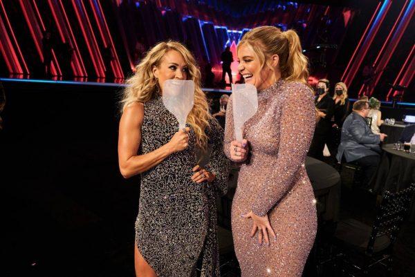 Carrie Underwood 2020 CMA Awards in Nashville 06