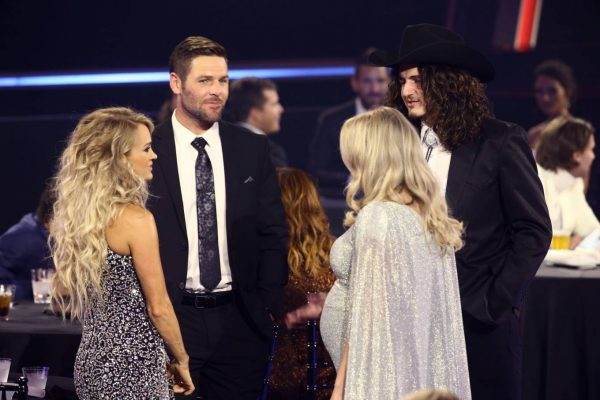 Carrie Underwood 2020 CMA Awards in Nashville 07