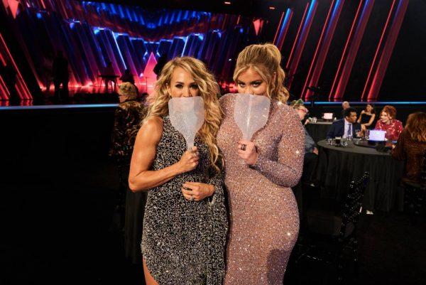 Carrie Underwood 2020 CMA Awards in Nashville 09