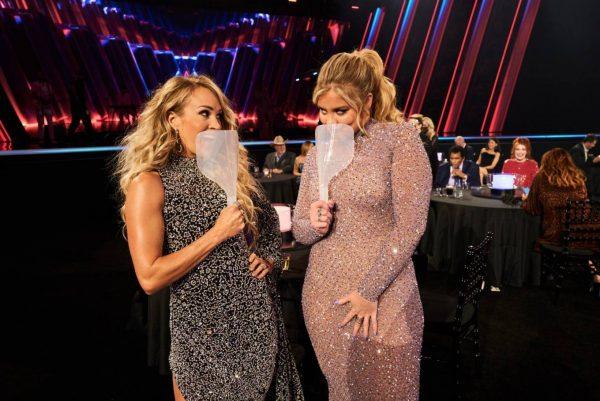 Carrie Underwood 2020 CMA Awards in Nashville 13
