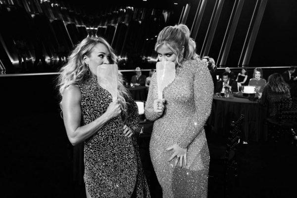 Carrie Underwood 2020 CMA Awards in Nashville 17