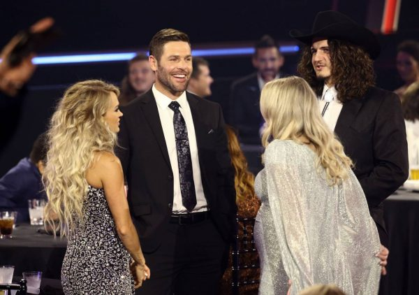 Carrie Underwood 2020 CMA Awards in Nashville 18