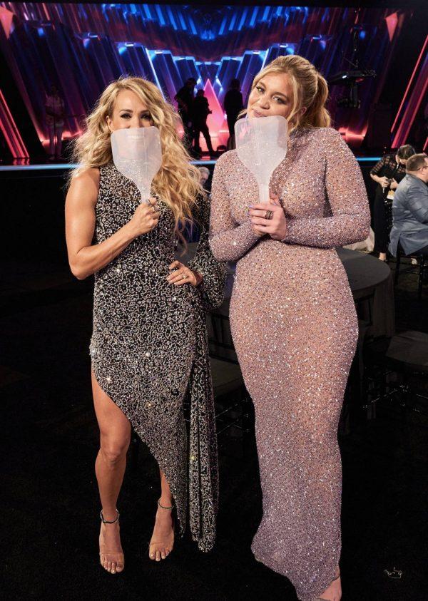 Carrie Underwood 2020 CMA Awards in Nashville 21