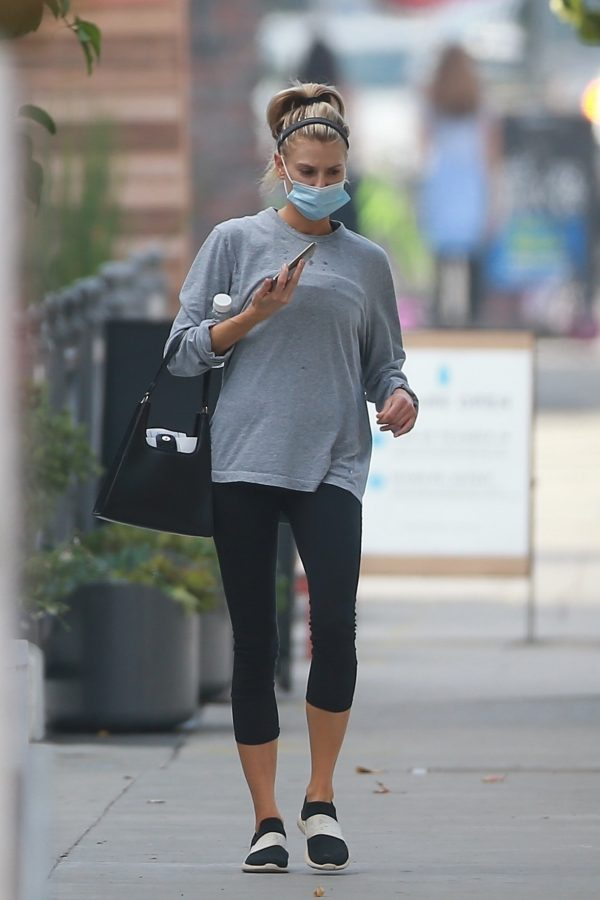 Charlotte McKinney Seen on the streets of Los Angeles 11