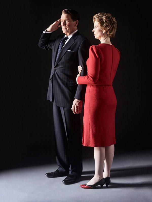 Cynthia Nixon Killing Reagan 2016 Promos Stills 06