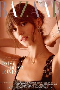 Daisy Edgar Jones Women of the Year in Harpers Bazaar 01