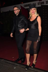 Denise Van Outen Seen at Proud Embankment Club 08
