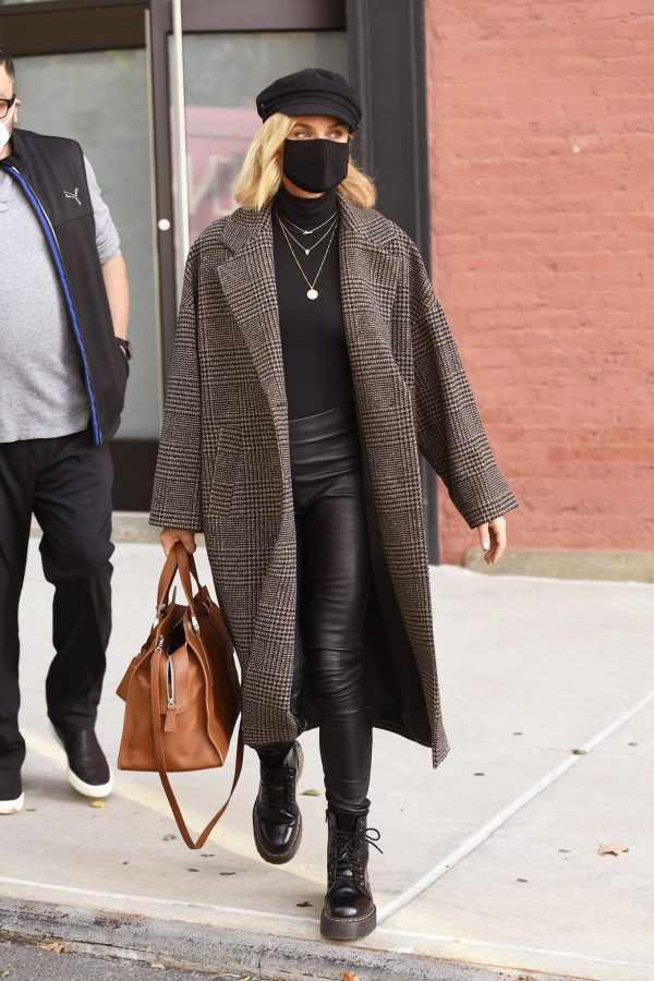 Diane Kruger Leaving a photoshoot in New York City 03