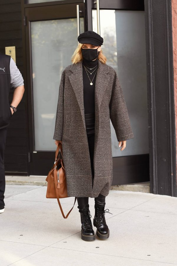 Diane Kruger Leaving a photoshoot in New York City 06