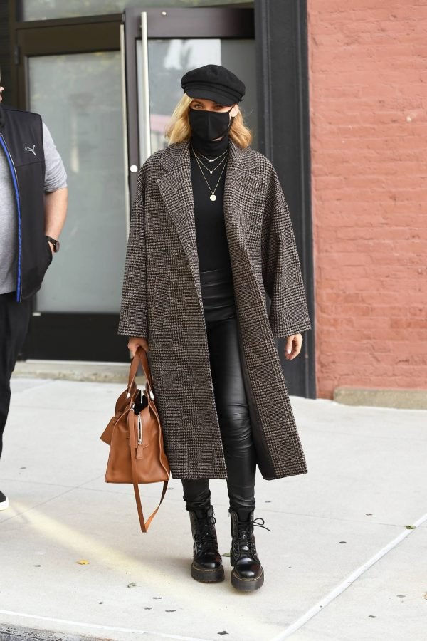 Diane Kruger Leaving a photoshoot in New York City 07
