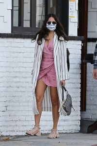 Eiza Gonzalez Seen out in Los Angeles 11