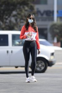 Eiza Gonzalez Spotted while out for a coffee in Los Angeles 12