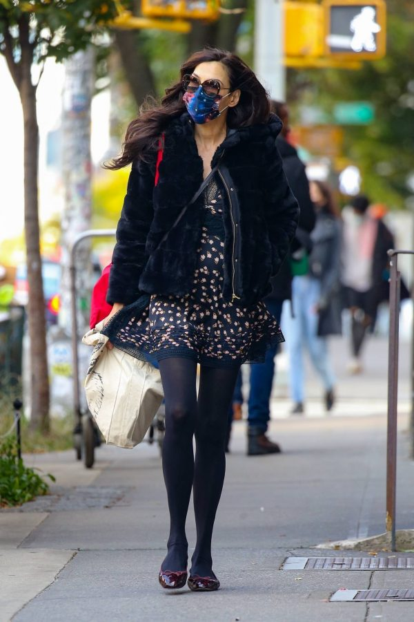 Famke Janssen Look stylish while out in NYC 15