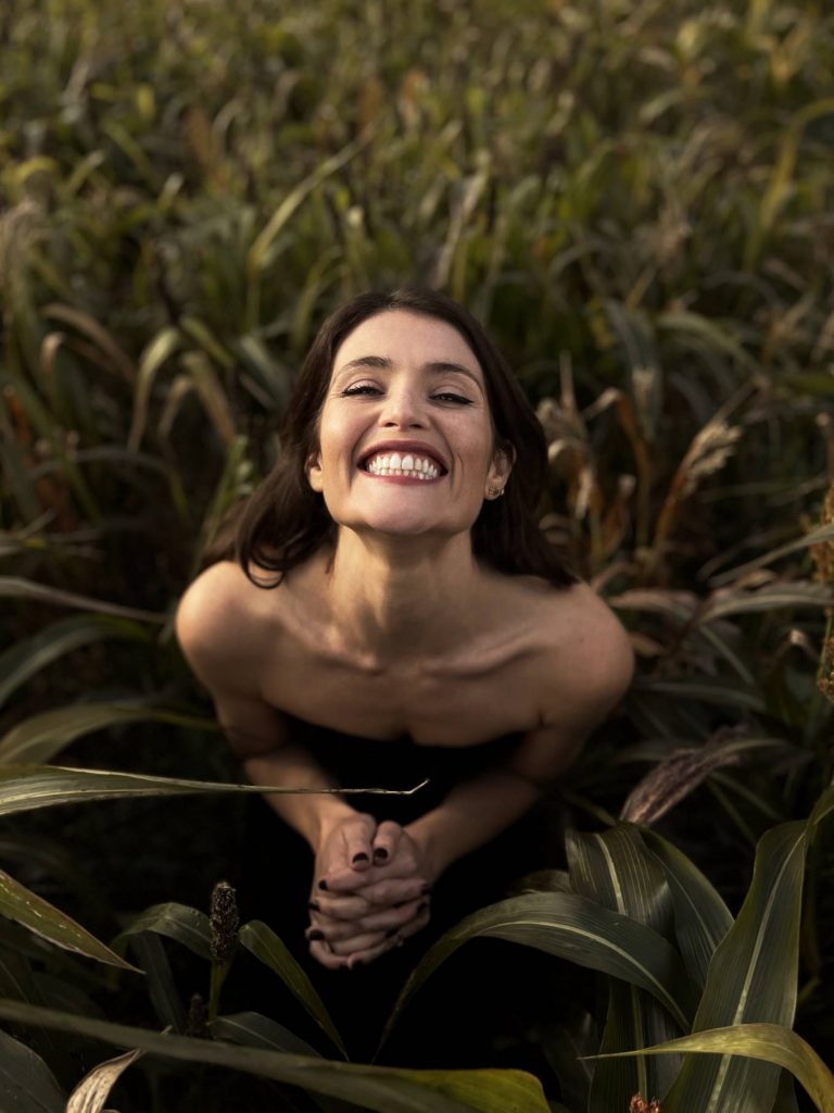 Gemma Arterton Photoshoot for iPhone 12 Pro Max 01