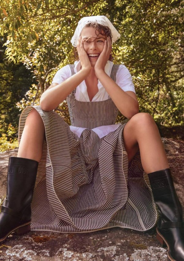 Georgia Fowler Marie Claire Magazine Australia December 2020 issue 01