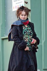 Helena Bonham Carter with boyfriend Rye Dag Holmboe out in London 18
