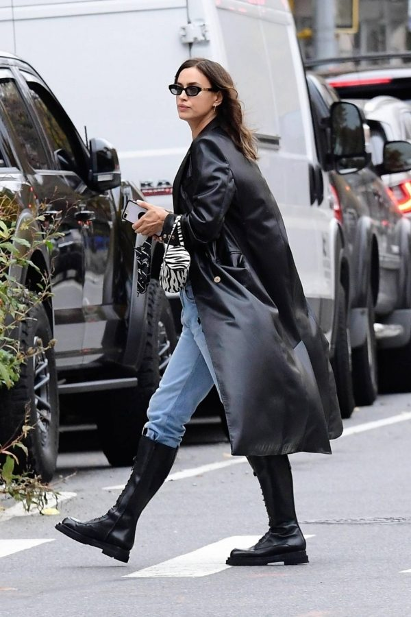 Irina Shayk Seen out in NYC 03